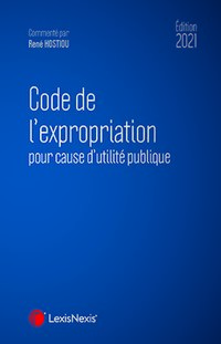 Code de l'expropriation 2021