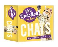 Une question par jour chats 2018