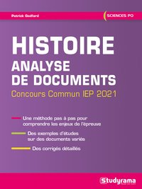 Histoire - analyse de documents