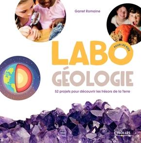 R.Garret- Labo géologie pour les kids