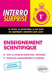 Enseignement scientifique