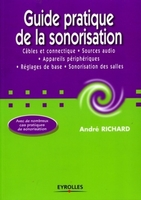 André Richard - Guide pratique de la sonorisation