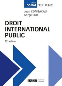 Droit International Public, 12eme Edition
