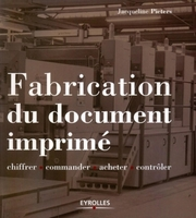 Jacqueline Pieters - Fabrication du document imprimé