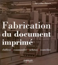 Fabrication du document imprimé