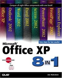 Microsoft office xp 8in1