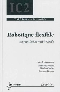 Robotique flexible - applications à la manipulation multi-échelle