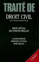 TRAITE DE DROIT CIVIL