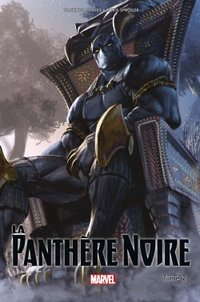 La panthère noire all-new all-different - Tome 2