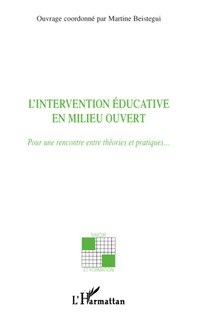 L'intervention éducative en milieu ouvert
