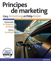 Principes de marketing - Avec eText