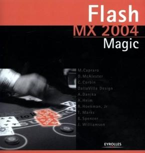 Capraro M.- Flash mx 2004 magic avec cd-rom