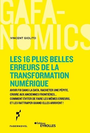 V.Giolito- Les 16 plus belles erreurs de la transformation numérique