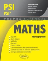 Maths - PSI/PSI*