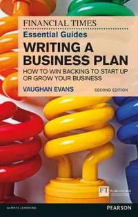 Writing a business plan - 2nd ed.