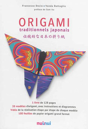 Origami traditionnels japonais
