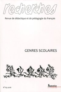 Genres scolaires