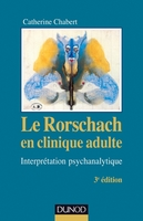 Le Rorschach en clinique adulte