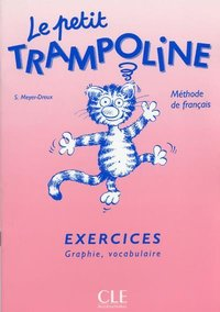 Petit trampoline exercices