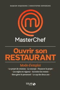 Masterchef : monter son restaurant