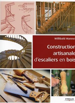 Willibald Mannes- Construction artisanale d'escaliers en bois