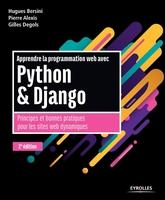 H.Bersini, P.Alexis, G.Degols - Apprendre la programmation web avec Python et Django