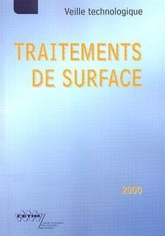 TRAITEMENTS DE SURFACE 2000