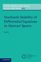 London mathematical society lecture note series: series number 453: stochastic stability of differen