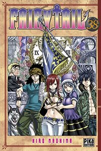 Fairy Tail - Volume 38