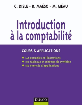 Introduction à la comptabilité - cours & applications