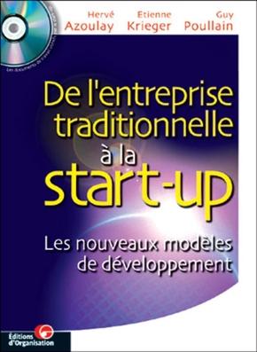 Herve Azoulay, Guy Poullain, Etienne Krieger- De l'entreprise traditionnelle à la start-up