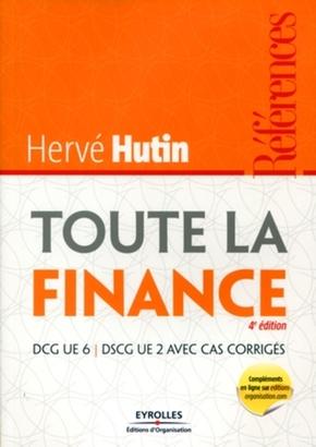 Hervé Hutin- Toute la finance