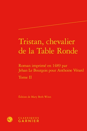 Tristan, chevalier de la table ronde