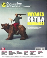 Courrier international hs n 13 voyages extra ordinaires juin 2017