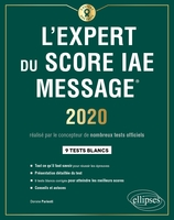 L'expert du score iae message - edition 2020