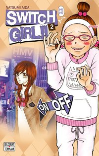 Switch Girl !! Tome 2