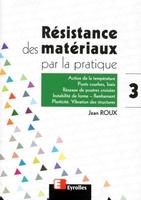 J.Roux - Resist des mater prat t3