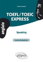Toefl/toeic express speaking auto-evaluation anglais