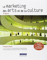 Le marketing des arts et de la culture