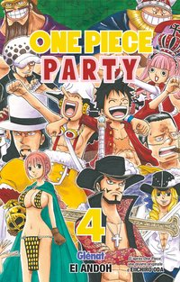 One piece - party - Tome 4