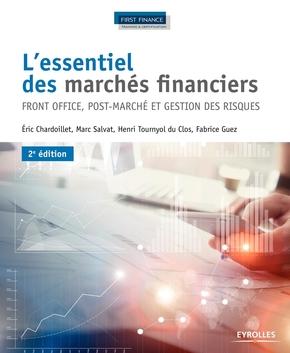 Chardoillet, Eric ; Salvat, Marc ; Tournyol Du Clos, Henri ; Guez, Fabrice- L'essentiel des marchés financiers
