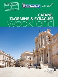 Guide vert week-end catane syracuse taormine