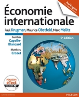 Economie internationale - Avec eText