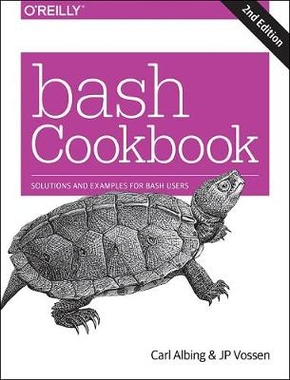 Bash Cookbook 2ed
