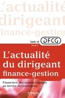 DFCG - L'actualité du dirigeant finance-gestion - Tome 2