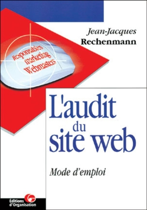 Jean-Jacques Rechenmann- L'audit du site web