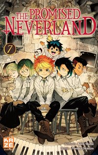 The promised Neverland - Tome 7