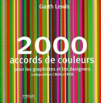 2000 accords de couleurs