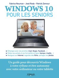 Windows 10 pour les seniors