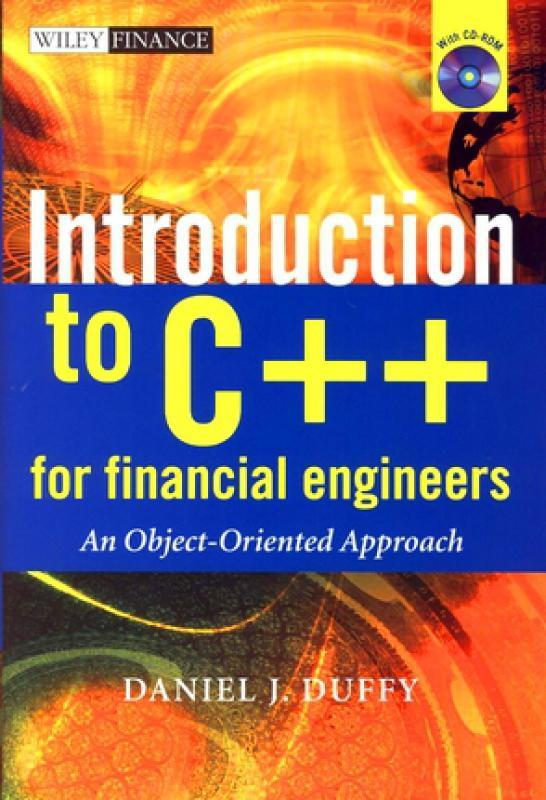 Introduction To C For Financial Engineers Daniel J Duffy Librairie Eyrolles